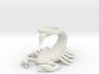 Scorpion Candle Holder 3d printed