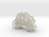 HO Scale Stagecoach 3d printed