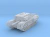 Churchill Gun Carrier 1/200 3d printed