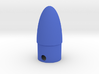 Classic estes-style nose cone BNC-5V replacement 3d printed