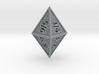 Hedron D8 Tarmogoyf (Solid), balanced die 3d printed