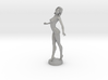 Sexy Nude Lady 3d printed