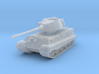 Tiger II H (skirts) 1/160 3d printed