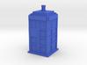 Police Box (TARDIS) 3d printed