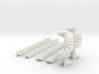 6mm Staircases 3d printed