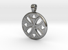 Antique cross [pendant] 3d printed