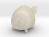 Micro Piggy Bank (Small) 3d printed