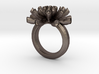 Sea Anemone ring 16.5mm 3d printed