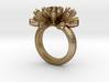 Sea Anemone ring 16.5mm 3d printed