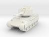 Flakpanzer V Coelian 1/87 3d printed