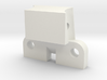B1M rear chassis brace 3d printed