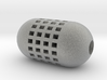 DRAW pendant - tea strainer 3d printed