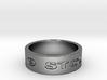 57 STOLEN V1 Ring Size 7 3d printed