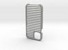long rails iphone 11 case 3d printed
