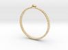 Lady Pearl Ring - Sz. 8 3d printed