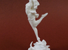 6 inches tall- FlowerDancer-TimKing 3d printed 6 inches tall, hollow base