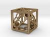 Cube Fractal RD8 3d printed