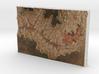 Grand Canyon, Arizona, USA, 1:250000 3d printed