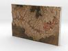 Grand Canyon, Arizona, USA, 1:150000 3d printed
