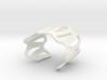 sinuous bracelet 64 3d printed