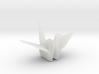 Origami Crane 3d printed