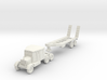 FW07 Scammell Tank Transporter (1/100) 3d printed
