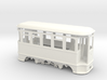 009 Electric Tramcar/ Coach 3d printed