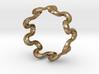Wavy bracelet 2 - 70 3d printed