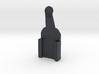 Garmin eTrex to Garmin Edge quarter turn adapter 3d printed