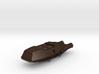1/2500 BSG Colonial Shuttle (TOS) :-) 3d printed
