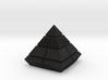1/2500 SG Goa'uld Ra Pyramid Ship xxxx 3d printed