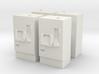 ATM Machine (x4) 1/120 3d printed