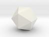 Icosaedrum 3d printed