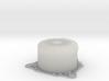 "1/16 Lenco 8.625"" Dp Bellhousing (No Starter Mnt) 3d printed"