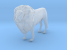 HO Scale Lion 3d printed This is a render not a picture