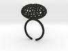 Star Coral Ring sz 9 3d printed