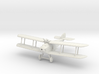 Sopwith Dolphin 5F1 with Twin Lewis 3d printed