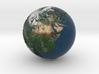 earth pangea 3d printed