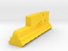 Lower Picatinny Rail for AUG (8-Slots) 3d printed