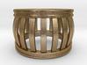 Basket Ring 3d printed
