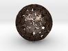 TriHex Sphere 3d printed