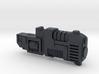 PRHI Large Blast Pistol- Body 3d printed