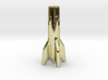 V2 Rocket Cigarette Stubber 3d printed V2Rocket Cigarette Stubber in 18k gold