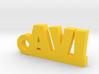 AVI_keychain_Lucky 3d printed
