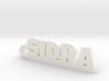 SIDRA_keychain_Lucky 3d printed