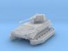 Begleitpanzer 57 Scale: 1:160 3d printed