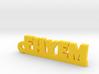 FHYEM_keychain_Lucky 3d printed