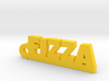FIZZA_keychain_Lucky 3d printed