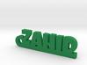 ZAHID_keychain_Lucky 3d printed