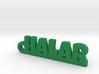 HALAR_keychain_Lucky 3d printed